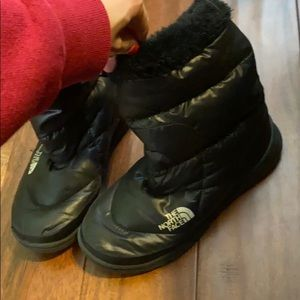 North Face winter weather boots